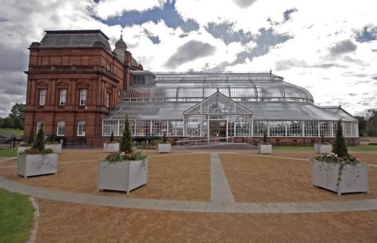 Glasgow Green Park and Gardens